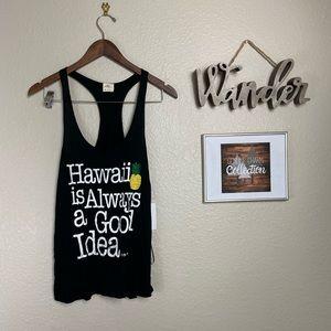 O'Neill Hawaii is always a good idea Tank NWT